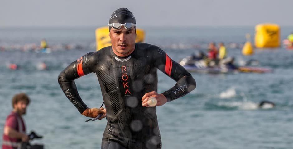 gomez noya neopreno polar cannes international triathlon natación